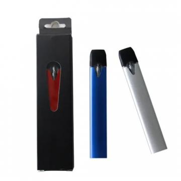 Clear Disposable Device 5% Salt Nicotine 800 Puffs Electronic Cigarette